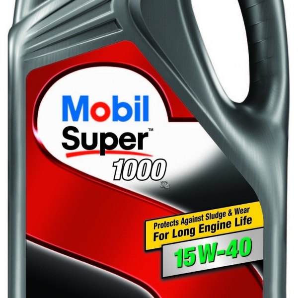 Mobil Super™ 1000 X2 15W-40
