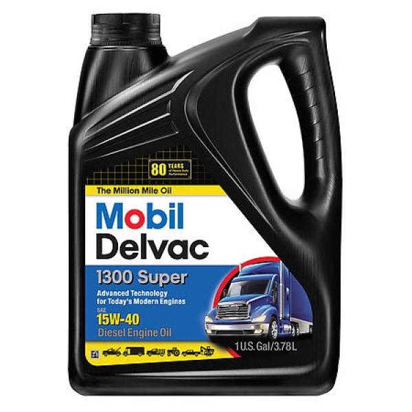 Delvac Super 1300 15W-40
