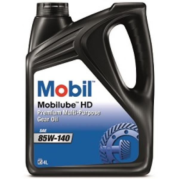 DẦU CẦU HỘP SỐ MOBILUBE HD 85W-140
